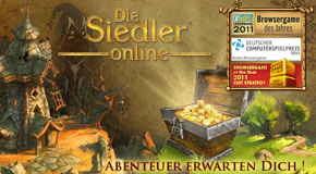 Die Siedler Online: Update bringt Gilden-Quests
