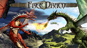 FreeDraco startet in die Closed-Beta-Phase!