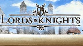 Lords & Knights: Offizielle Browserversion gestartet