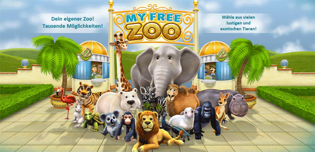 My Free Zoo - Upjers