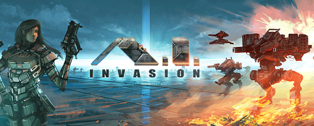 A.I. Invasion - GameArt Studio