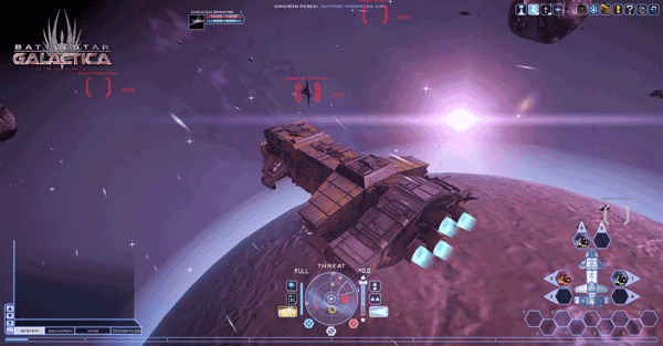 Browsergame Battlestar