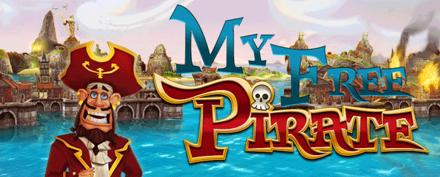 My Free Pirate - Upjers
