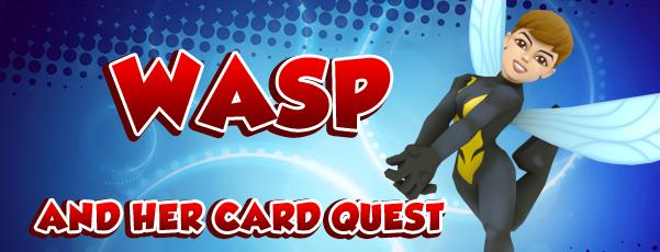 Wasp card quest