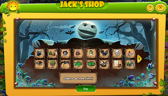 Farmerama: Jack´s Shop neu
