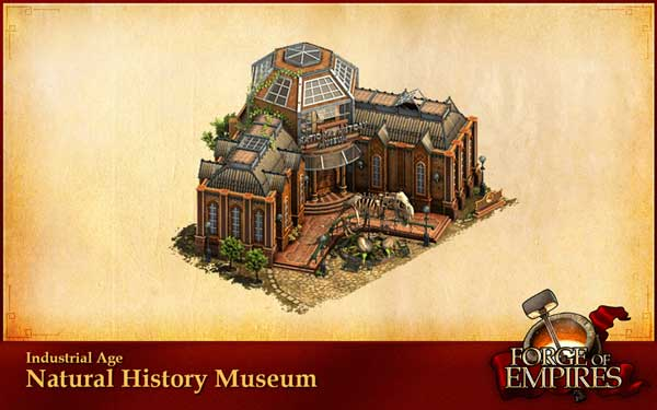 Museum Forge of Empires