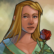 Julia bei Forge of Empires