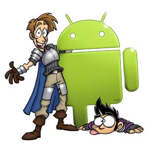 Shakes & Fidget Android